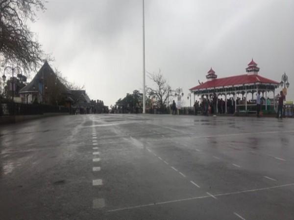 Visual from Shimla (Photo/ANI)