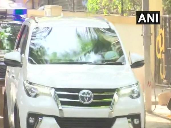 convoy of Maharashtra CM Uddhav Thackeray.