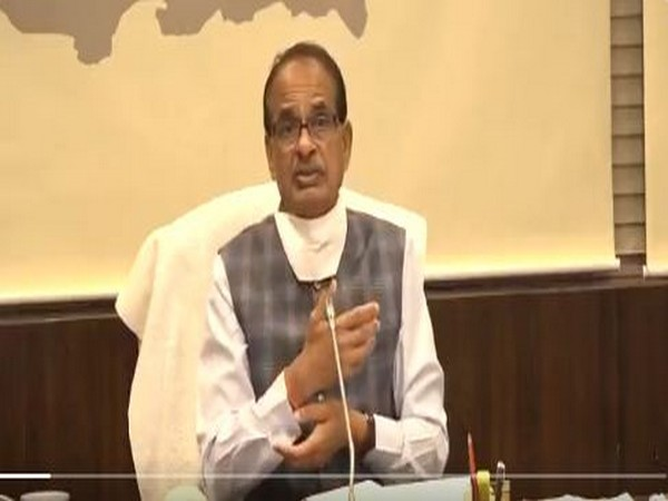 Chief Minister Shivraj Singh Chouhan. (Photo/ANI)