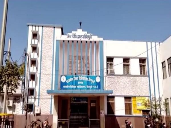 District hospital in Madhya Pradesh's Shivpuri (Photo/ANI)