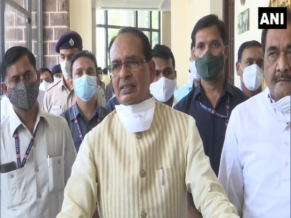 Madhya Pradesh Chief Minister Shivraj Singh Chauhan (File Photo)