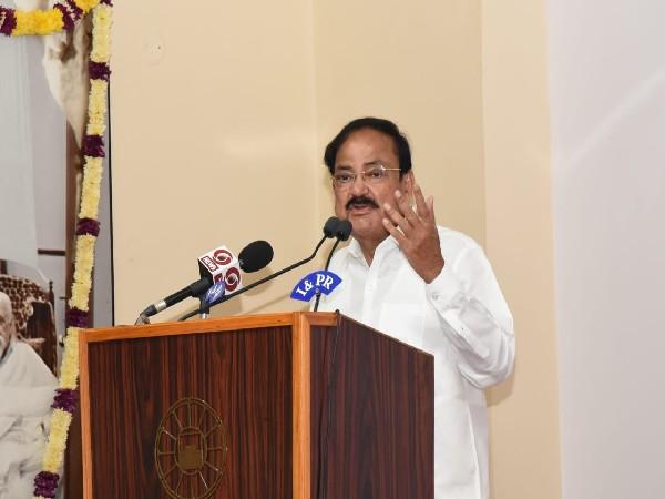 Vice President M Venkaiah Naidu (Photo/ANI)