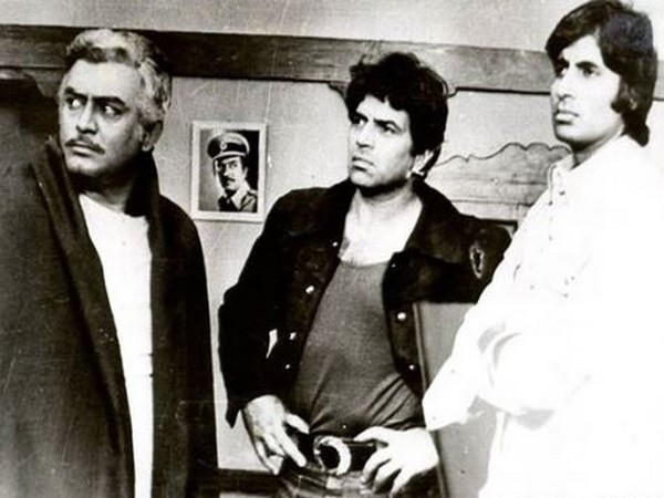 A scene from 'Sholay' film (Image courtesy: Instagram)