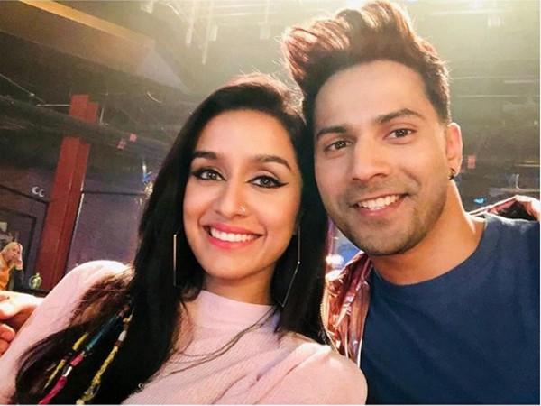 Shraddha Kapoor and Varun Dhawan