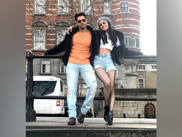 Varun Dhawan and Shraddha Kapoor, Image courtesy: Instagram