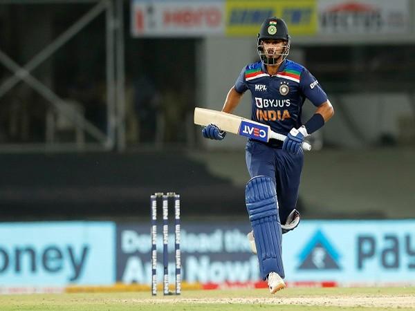 Indian batsman Shreyas Iyer (Image: BCCI)