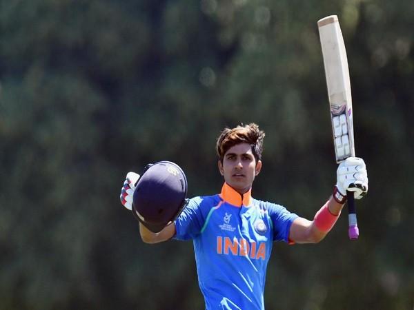 India opening batsman Shubman Gill