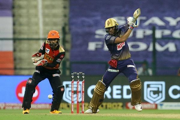 KKR batsman Shubman Gill  (Image: Indian Premier League's Twitter)