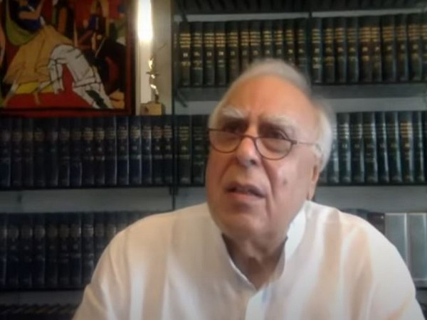 Congress MP Kapil Sibal