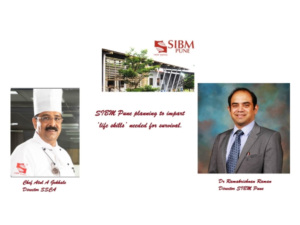 SIBM Pune planning to impart life skills needed for survival