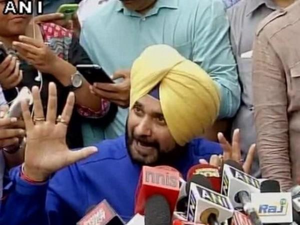 Congress leader Navjot Singh Sidhu. (Photo/ ANI)