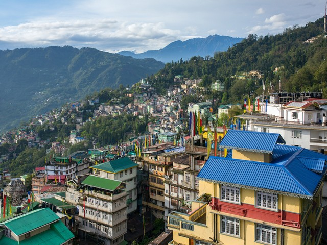 Sikkim is a beautiful gem in the lap of nature.