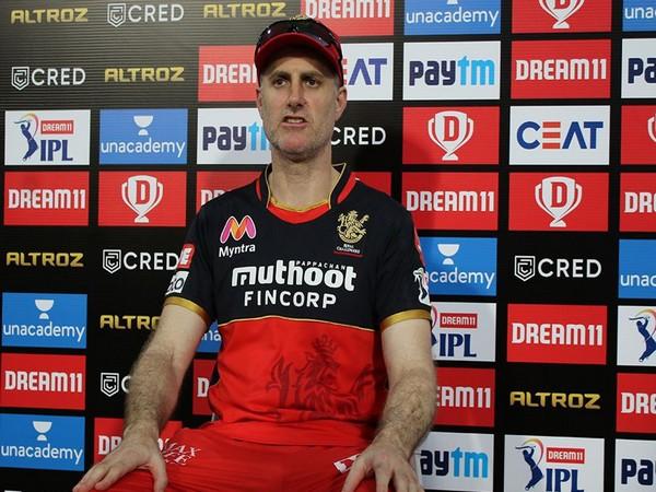 RCB head coach Simon Katich (Photo: BCCI/IPL)