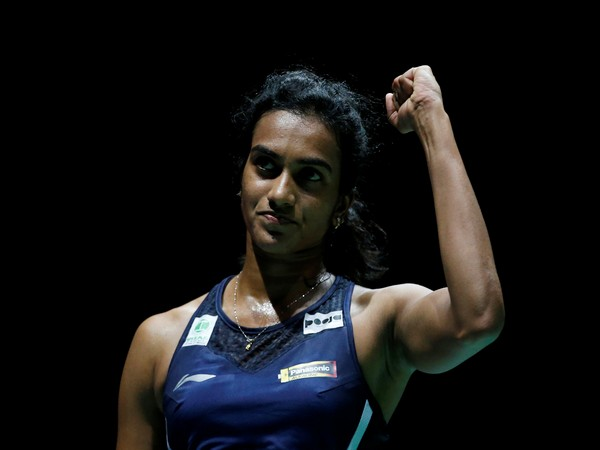 PV Sindhu (Photo courtsey: ANI/Reuters)