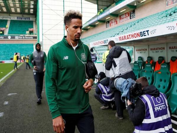 Celtic's footballer Scott Sinclair