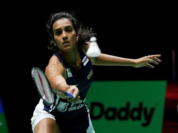 Indian badminton player PV Sindhu