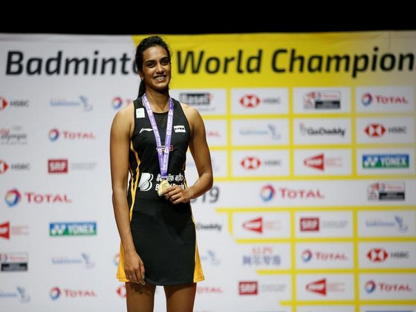 Indian ace shuttler PV Sindhu