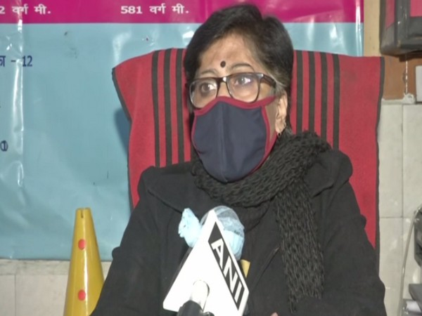 Vibha Singh, Senior Vice-President of the Municipal Corporation Teachers' Association, Delhi (Photo/ANI)