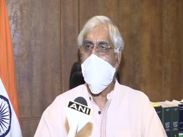 Chhattisgarh Health Minister TS Singh Deo (Photo/ ANI)