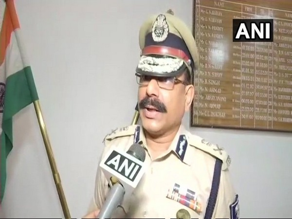 SK Singhal, newly appointed DGP of Bihar (File photo)