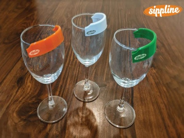 Sippline, your Drinking Shield