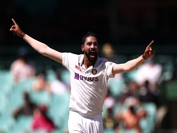 India pacer Mohammed Siraj (Photo/ ICC Twitter)