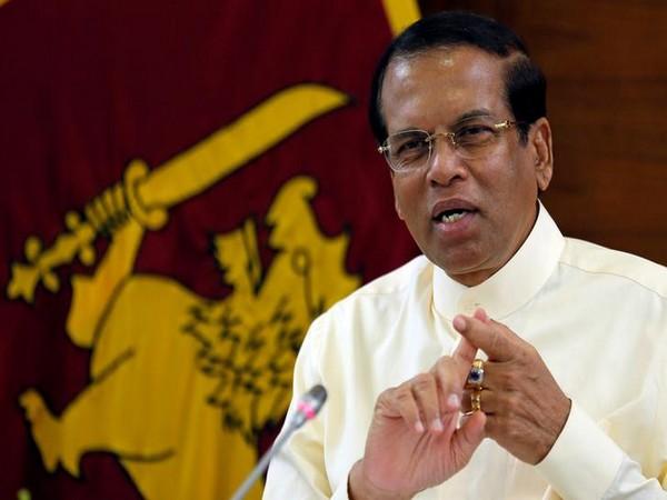 President of Sri Lanka, Maithripala Sirisena (File photo)