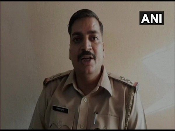Pawan Choubey, in-charge of Ranoli Police Station speaking to ANI on June 26 (photo/ANI)