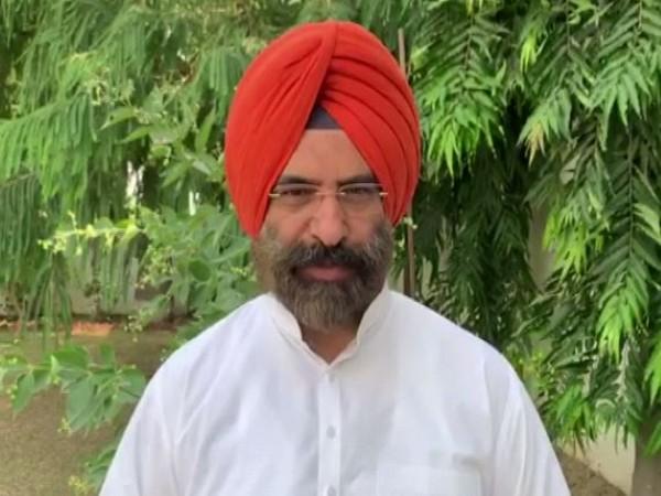 Shiromani Akali Dal (SAD) leader Manjinder Singh Sirsa