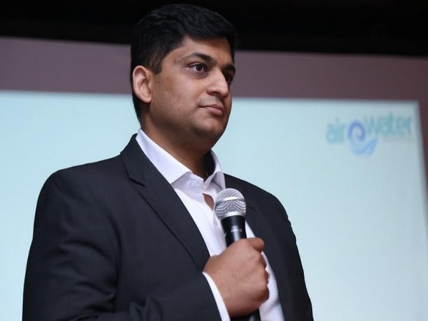 Siddharth Shah, Director of Airowater