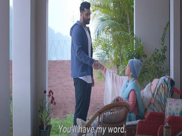 Arjun Kapoor leaves no stone unturned to 'bring back a home' in 'Sardar Ka  Grandson' trailer