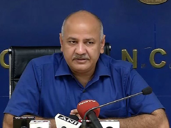 Deputy Chief Minister Manish Sisodia [File Photo/ANI]