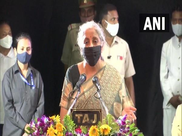 Union Finance Minister Nirmala Sitharaman. (Photo/ ANI)