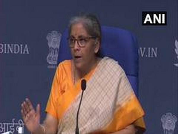 Union Minister Nirmala Sitharaman. File photo