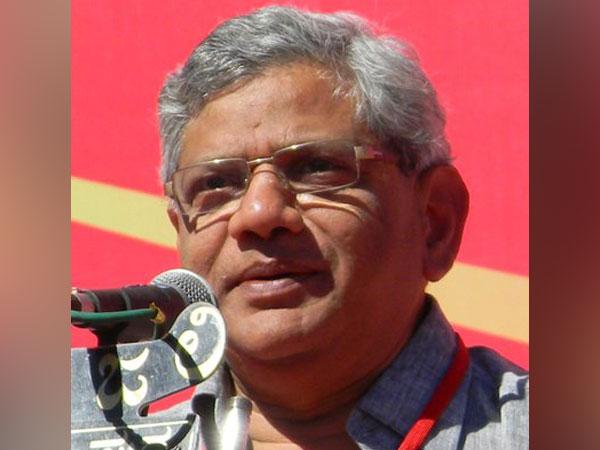 CPM general secretary Sitaram Yechury