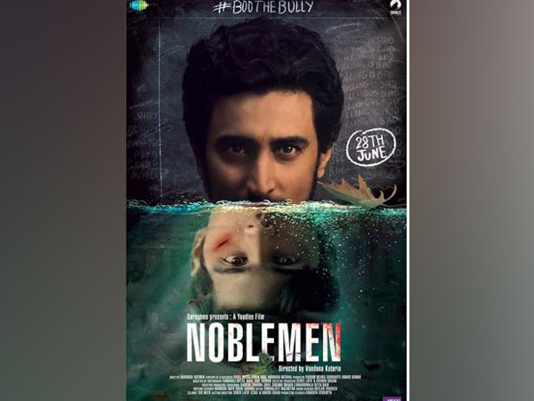 Look poster of 'Nobel Men', image courtesy - Instagram