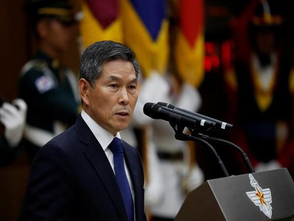 South Korean Defence Minister Jeong Kyeong-doo (Photo/Reuters)