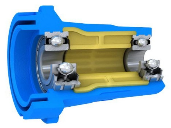 SKF Drum Support Unit