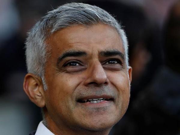 London Mayor Sadiq Khan (file photo)