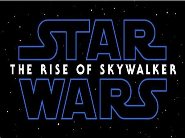 A poster of the film 'The Rise of Skywalker'