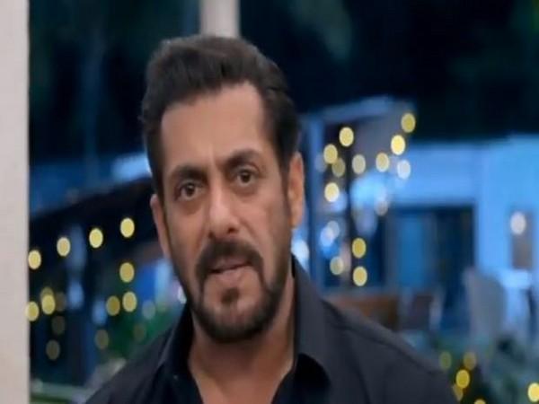 Salman Khan (Image courtesy:Twitter)