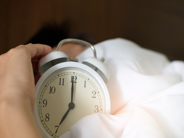 The interrupted sleep schedule for even a night increases the level of tau protein in a young male's body