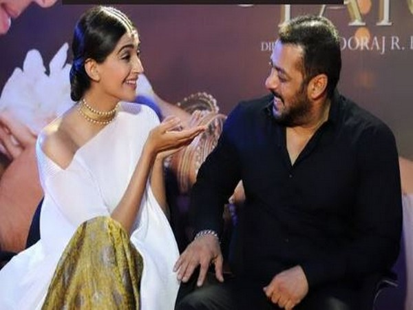 Sonam Kapoor, Salman Khan (Image courtesy: Instagram)
