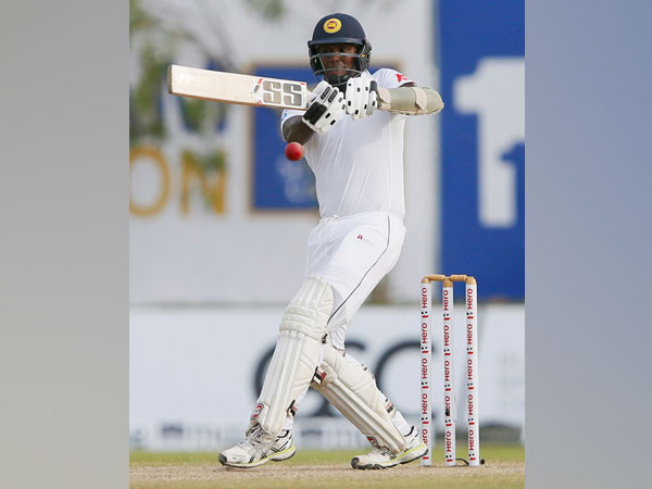 Sri Lanka all-rounder Angelo Mathews