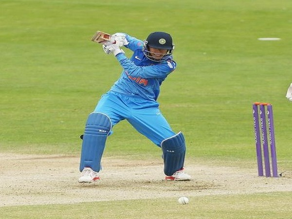 Indian cricketer Smriti Mandhana