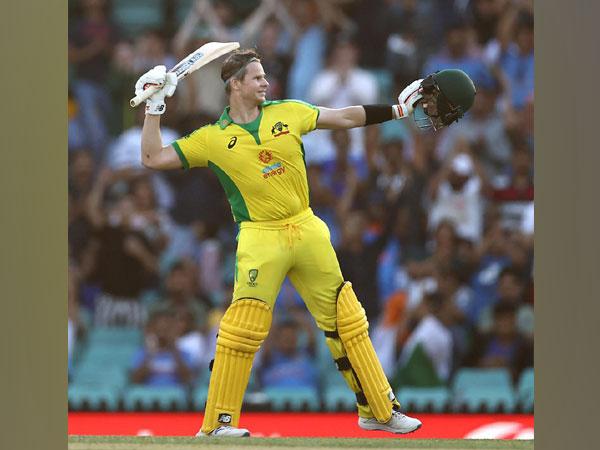 Australia's Steve Smith (Photo/ ICC Twitter)