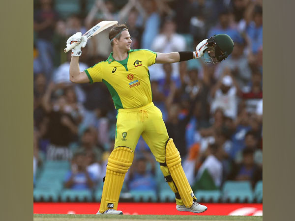 Australia batsman Steve Smith (Photo/ ICC Twitter)