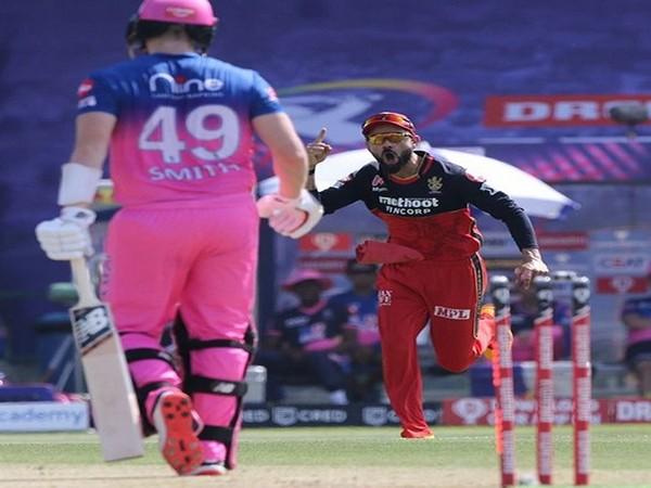 Rajasthan Royals' skipper Steve Smith (Image: BCCI/IPL)