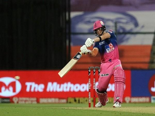 Rajasthan Royals skipper Steve Smith (Image: BCCI/IPL)