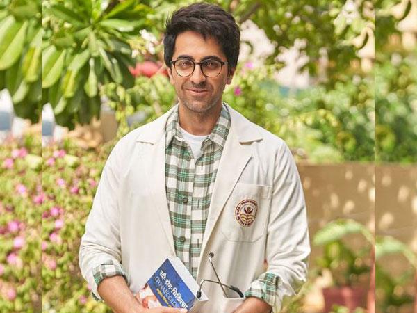 Ayushmann Khurrana as Dr Uday Gupta in 'Doctor G' (Image source: Instagram)